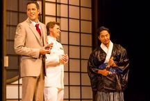 Madame Butterfly Nov 7th, 8th, & 9th, 2014 / Some Photos from AO's recent production of Madame Butterfly
