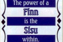 Finnish sisu / Sisu is a Finnish word that cannot be translated metaphrastically into the English language, loosely translated to mean stoic determination, bravery, guts, resilience, perseverance and hardiness, expressing the historic self-identified Finnish national character.