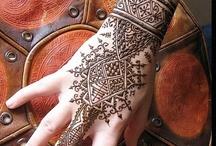 Bridal Mehndi Art - Indian Wedding / Henna / by Manvi Gandotra