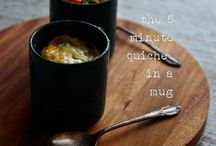 Cook in a mug recipes