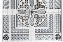 broderie - patterns