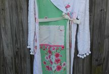 OOAK ROBES / Items I've made and am selling on ebay and etsy. Please check everything out!