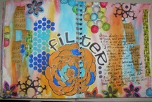 Art N Soul / Some of my art and soul journaling plus some art journaling that inspires me... / by Sherry Rudegeair Morales