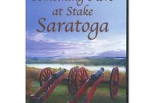 Saratoga National Historical Park / Less than a year after the Declaration of Independence was signed and adopted, a British invasion marched upon America. Learn more about the Revolutionary War site with collectibles and souvenirs celebrating the history it preserves!