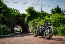 Harley-Davidson - Sportsters / Whats there not to love about a Sportster?