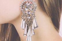Statement Earrings / Statement Earrings