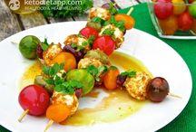 Salads and drinks / Salads and drinks