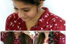 Busy Woman Hair Styles and Tips / Fabulous ways to fix and wear your hair