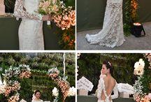Vestidos de Noivas {Casamentos&Casas}