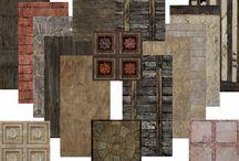 Sims 2 - Build - Walls, Floors and Terrain