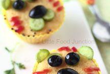 Recepty - food styling, slané dorty, zdobení