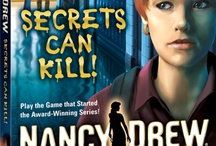 Nancy Drew #1: Secrets Can Kill / by Nancy Drew Games