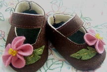 Baby shoes etc