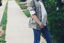 Mama-to-be Style / by Allison Leutner