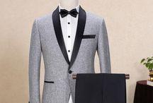 Suit up man