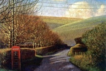 James Lynch / James Lynch paints often using the ancient medium of egg tempera. / by Art Cove Greeting Cards and Blog
