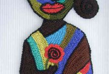 Creative knit & crochet