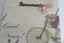 caixa de documentos
