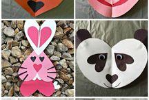 Kids Crafts / by Tasha Thompson