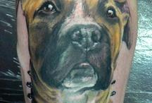 Pitt tattoos