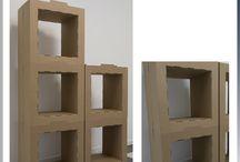 Cartonboard furniture