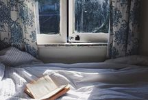 cozy reading idea
