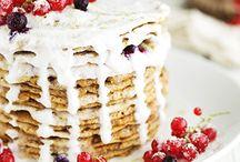 Recipes/food/healthy/deserts / by Jocelyn Smith
