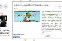 BLOG L'AVIS DE LOU / Article Blog  Santé, mode, beauté, coup de gueule, télévision tout y passe !