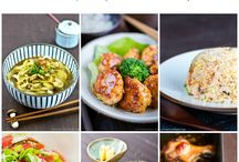 Recipes: Japanese