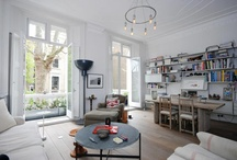 elegant and funky spaces / by Elizabeth Bennett