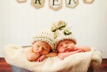 Twin Photo Ideas
