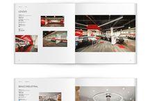 Brochure Contract Workplaces 2015 / Brochure Contract Workplaces 2015. Diseño minimalista y tendencias en espacios de trabajo.