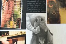 Year 11 GCSE 2015/16 / Work produced in Year 11.
