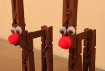 kerst knutselen kinderen
