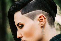 Hairtattoo