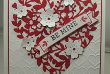 Stampin' Up Bloomin' Heart And Bloomin' Love / by Tami Harrison