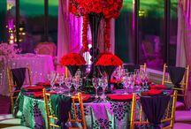 R E D / Red wedding inspiration