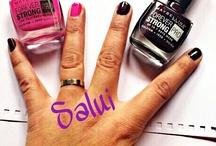 NAILS / Mis uñas pintadas