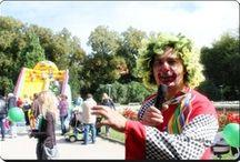 Klaun na urodziny w Poznaniu / Gdzie można wynająć klauna i ciekawe atrakcje w Poznaniu