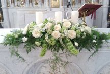Church Flowers / Seeking 'Creative Solutions' to enhance the celebration of and engagement with specific liturgical seasons and events such as Easter, Pentecost, Christmas and the Sacraments.