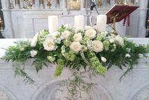 aranž květiny