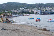 Beaches of Aegina Island, Greece