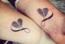 Couple tattos