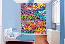 Taj's new room