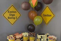 construction birthday - TWO / by Elizabeth Curtis