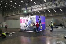 Adidas Two Oceans Cape Town / Trussing, Lighting