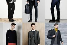 Men's Lookbook's.  Bringing Style idea's from the catwalks to your wardrobe