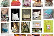 Tote Bags & Purses / by Mary Lou Hess