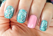 Pretty nails / by Julie Smith