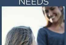 Guidelines - child /needs